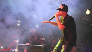 MC DAVO - Ella es una amenaza - En Vivo (Torreón) 2016