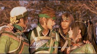 Dynasty Warriors 9 - All Shu Endings