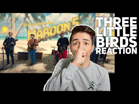 Maroon 5 Three Little Birds REACTION| E2 Reacts #2018FifaWorldCup