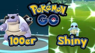 Episches 100er-Glück im Shiny-Schiggy-Event | Pokémon GO Deutsch #673