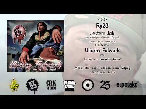 13. Ry23 - Jestem Jak feat. Kowall (Exclusive From Łykendówka)