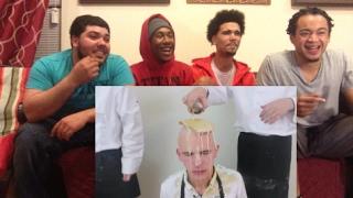 (Bro Life) reacting to HAIR CAKE (ft. HowToBasic, MaxMoeFoe, and iDubbbz) (Reaction Video)