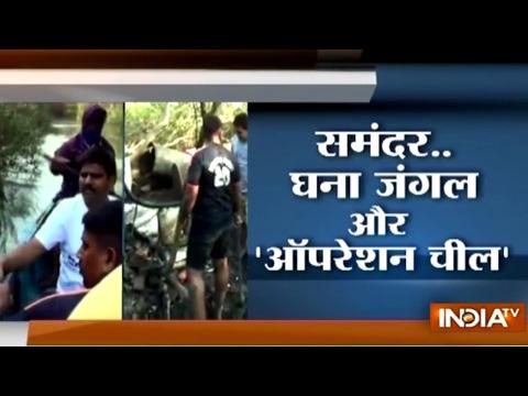 Yakeen Nahi Hota: Maharashtra Police Officers Conducts Search Operation Under 'Operation Eagle'