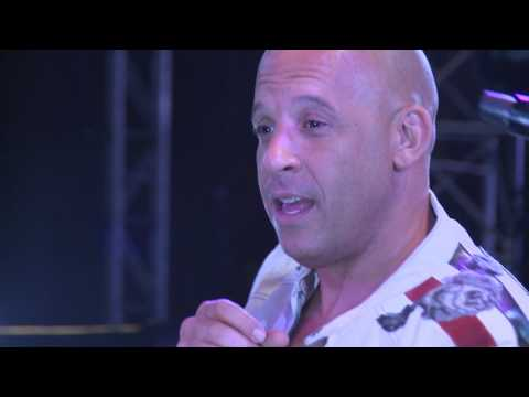 Xxx Mp4 XXx Reactivado Nicky Jam Y Vin Diesel Cantan Juntos 3gp Sex