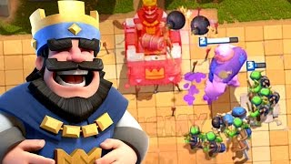 Let's Play Clash Royale Ep. #3: Still Undefeated!