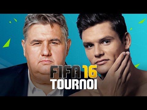 PIERRE MENES vs MANAUDOU Tournoi FIFA 16