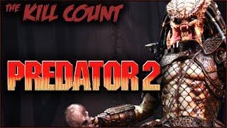 Predator 2 (1990) KILL COUNT