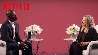 A Star is Born (1976) | Barbra Streisand and Jamie Foxx in conversation at Netflix FYSee | Netflix