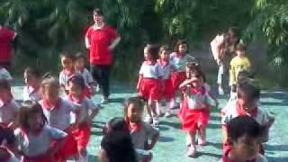 The kids sport