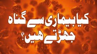 Short Quotes - Bimari Se Gunah Jhadte Hai - Bimar Ki Ayadat - Haji Ubaid Attari