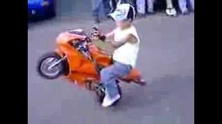 BIKE STUNTS By A Amazing Dare Devil Kid