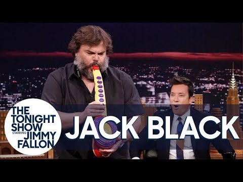 Xxx Mp4 Jack Black Performs His Legendary Sax A Boom With The Roots 3gp Sex