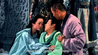 【The Demi-Gods and Semi-Devils】Episode 36 Trailer [English Subtitles][HD]