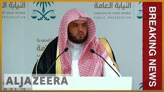 🇸🇦Saudi prosecutor seeks death penalty for five in Khashoggi murder l Breaking News