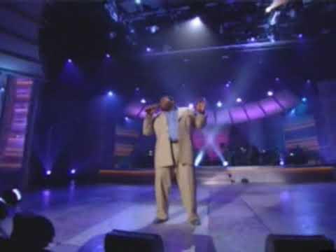 Gerald Levert Paying Tribute to Smokey Robinson
