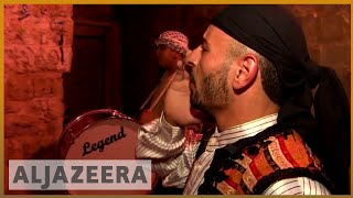 Ramadan in Jerusalem: Fines for use of traditional drums | Al Jazeera English