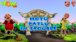 Motu Patlu In Trouble  - Compilation Part 1 As seen on Nickelodeon As seen on Nickelodeon