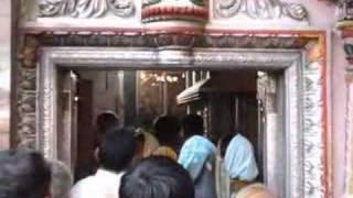 The temple of Ramdevra (Rajasthan)