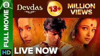 Devdas | Full Movie Live On Eros Now | Shah rukh Khan, Aishwarya Rai, Madhuri Dixit & Jackie Shroff