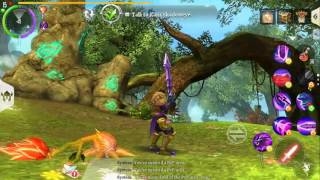 Order and Chaos 2 on Samsung Galaxy S4