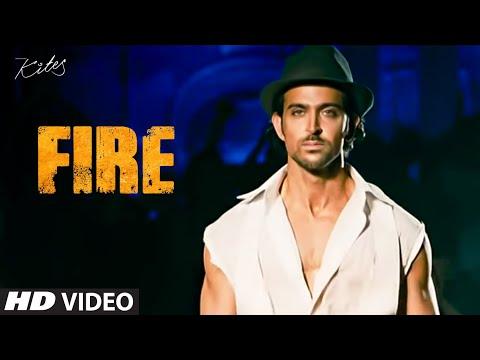 Fire Kites Song | Hrithik Roshan, Kangna Ranaut