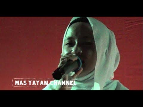 Qomarun Cover Mustofa Atef Voc Nissa Sabyan LIVE UGM JOGJA