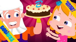 Umi Uzi | Pat A Cake | Nursery Rhymes For Kids | Songs For Babies