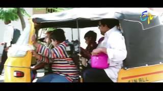 Jabardasth Masti - Chitram - Comedy scenes while going to marriage in auto