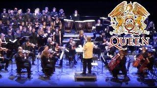 European Philharmonia - Live QUEEN in Symphony & Choir (Full concert)