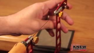 KC blade tensioning video