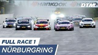 DTM Nürburgring 2017 - Rennen 1 (Multicam) - RE-LIVE (Deutsch)