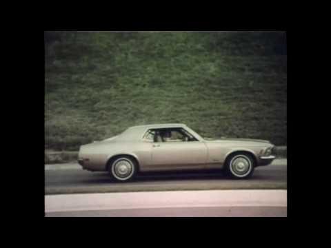 12 Old 1970 Ford Car Commercials (Torino, Mustang, Thunderbird, StationWagon)