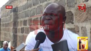 BUKOM BANKU 'WEEP' OVER 'KISSING HAIRDRESSER STORY'