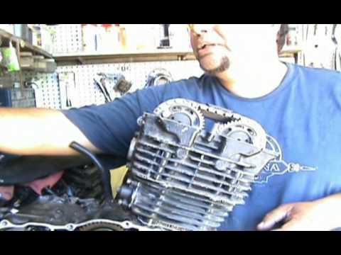 como reparar una moto falla tensor hidraulico cadena del tiempo como ponerlo a tiempo