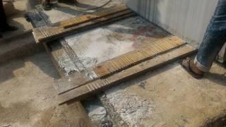 Marble tiles on crane মার্বেল টাইলস 20170118 102614