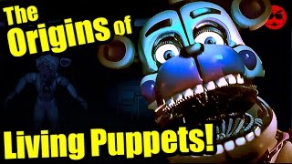 FNAF Sister Location and the Origin of Deadly Puppets - Culture Shock
