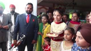 ARVINDER & SARABJIT   CINEMATIC   WEDDING PART 5    2016 BEST PUNJABI SIKH WEDDING   PATHANKOT  