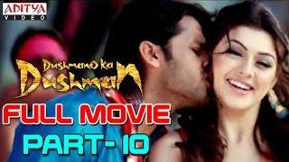 Dushmano Ka Dushman Hindi Movie Part 10/11 - Nitin,Hansika Motwani