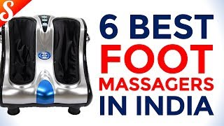 6 Best Foot Massagers in India with Price