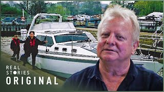 The Man Who Built A Yacht In His Garden - Then Sailed It Around The World  | Kiwi Breeze