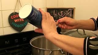 آموزش چلو،آموزش برنج آبکش با تمام نکته ها، روش درست برای پختن برنجHow to Cook Persian Rice_Episode14