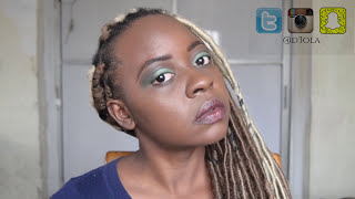 How To - Smokey Eye Tutorial | OmogeMuRa