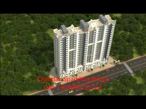 Chandak Sparkling Wings, property in dahisar east, Chandak Group