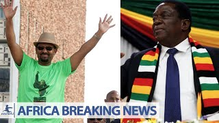 Ethiopia & Zimbabwe Heads of State Escape Assassination Attempts in Blasts