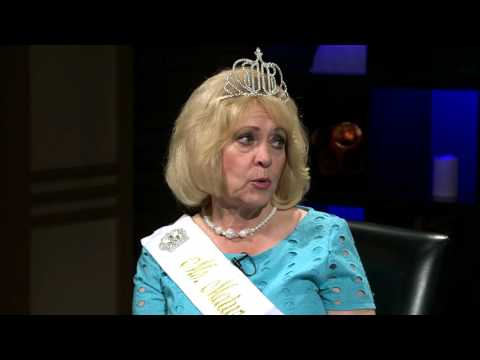 Interview:   2015 Ms. Mature Irving Pageant