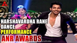 Harshavardhan Rane Dance Performence For My Name Is Antony Song at ANR Awards