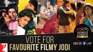 Favourite Filmy Jodi | YRF Viewer