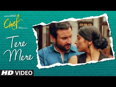 Xxx Mp4 CHEF Tere Mere Video Song Saif Ali Khan Amaal Mallik Feat Armaan Malik T Series 3gp Sex