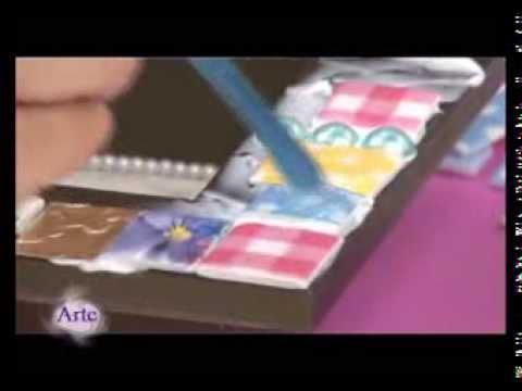 Aprende a decorar con falsos azulejos pequeños