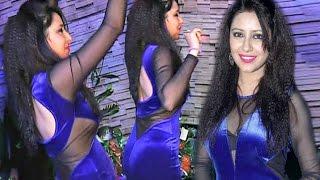Pratyusha Banerjee Hot Dance At Her Birthday Party 2015